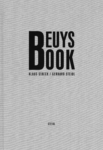 9783865219145: Klaus Staeck & Gerhard Steidl: Beuys Book