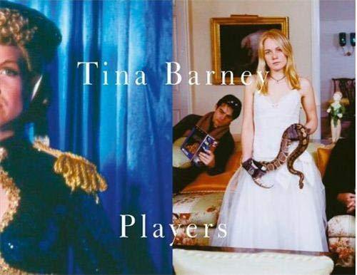 9783865219954: Tina Barney: Players