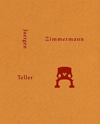 9783865219961: Juergen Teller: Zimmermann