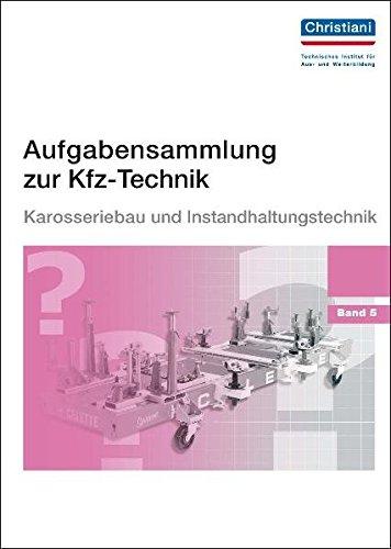 Karosseriebau und Instandhaltung: Unknown.