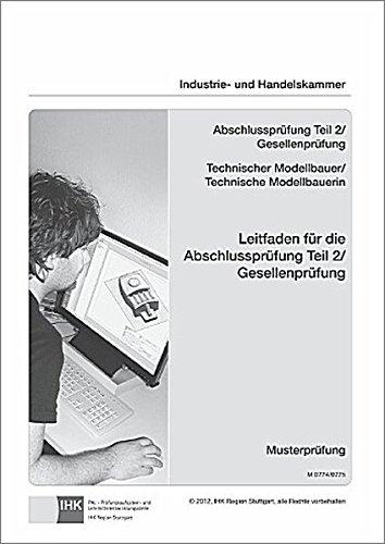 9783865226914: Leitfaden für die Abschlussprüfung Teil 2/ Gesellenprüfung