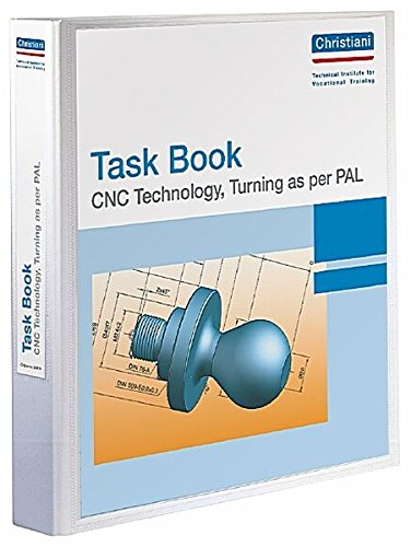 Task Book - CNC Technology, Turning as per PAL