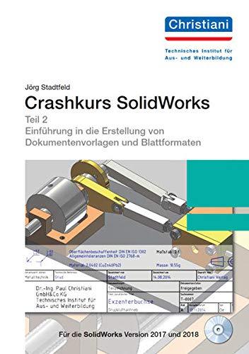 9783865229465: Crashkurs SolidWorks Teil 2