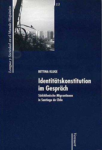 Identitätskonstitution im Gespräch: Bettina Kluge