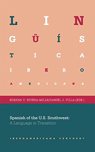 9783865275097: Spanish of the U.S. Southwest:: A Language in Transition