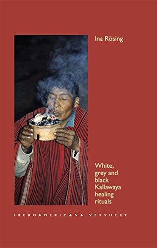 9783865275431: White, grey and black Kallawaya healing rituals
