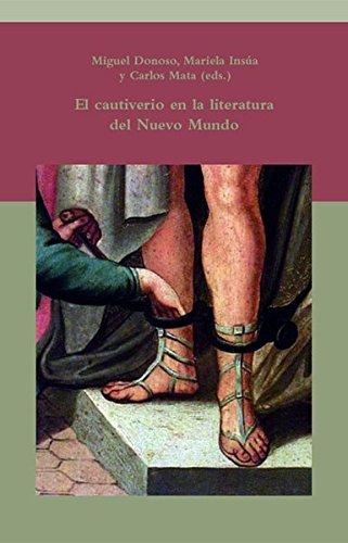 9783865276148: El cautiverio en la literatura del Nuevo Mundo