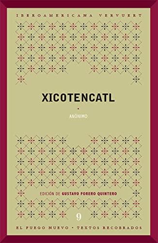 9783865276568: Xicotencatl
