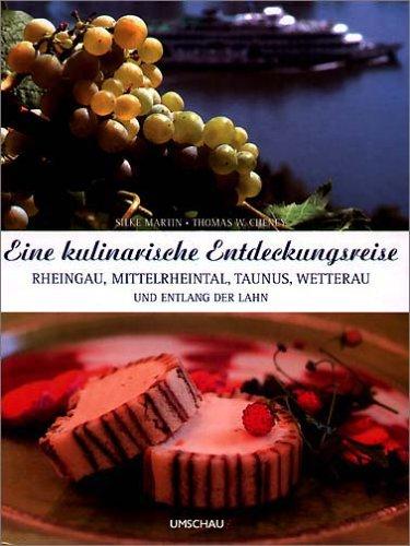 9783865283306: Kulinarische Entdeckungsreisen Rheingau