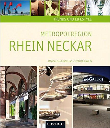 9783865285300: Trends und Lifestyle Metropolregion Rhein-Neckar