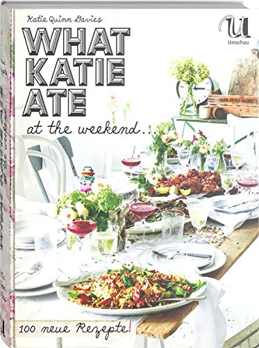 9783865287847: What Katie ate at the weekend