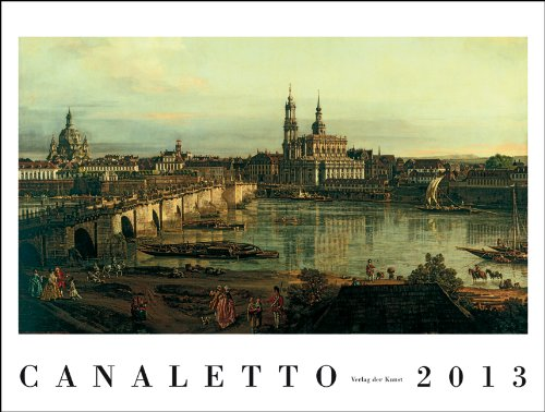 9783865301628: Canaletto 2013
