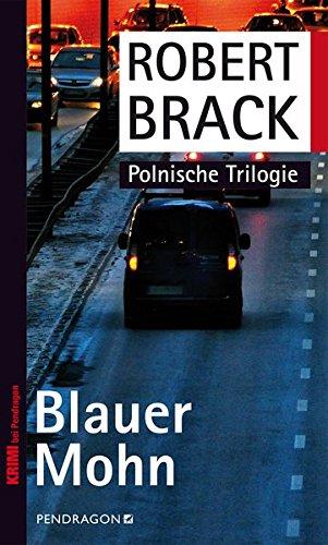 9783865325174: Blauer Mohn: Polnische Trilogie