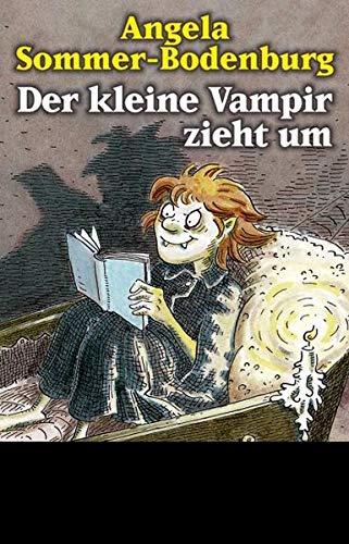 9783865360038: Der Kleine Vampir Zieht Um [CASSETTE]