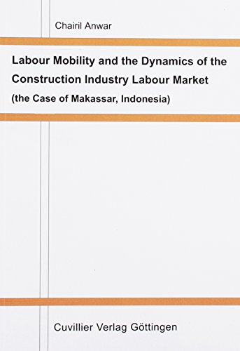 Labour Mobility and the Dynamics of the Construction Industry Labour Market: Chairil Anwar