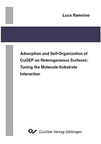 Adsorption and Self-Organization of CuOEP on Heterogeneous Surfaces: Luca Ramoino