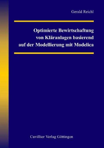 9783865377272: Optimierte Bewirtschaftung von Kläranlagen basierend auf der Modellierung mit Modelica