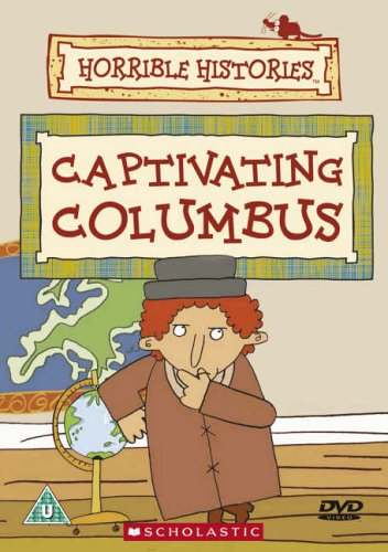 9783865380715: Horrible Histories - Captivating Columbus