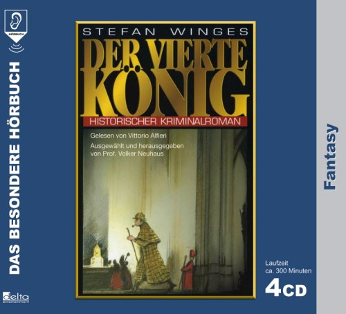 9783865381217: Der Vierte Könighistorischer Kriminalroman