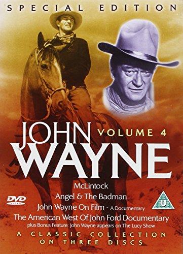 9783865383891: John Wayne Collection 4