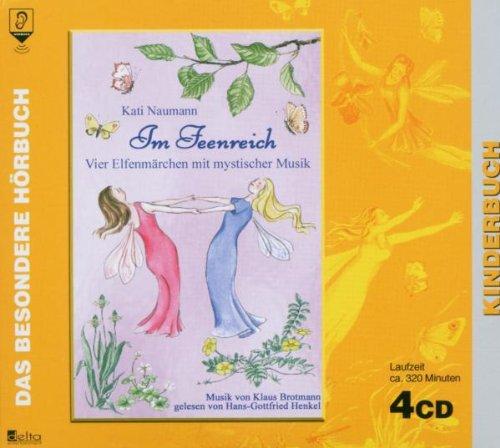 9783865385017: Im Elfenreich. 4 CDs: Vier Elfenm�rchen mit mystischer Musik