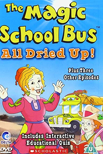 9783865387356: Magic School Bus: All Dried Up