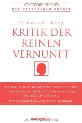 Kritik der reinen Vernunft: Immanuel Kant