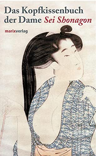 9783865390950: Das Kopfkissenbuch der Dame Sei Shonagon
