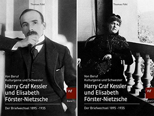 9783865396945: Harry Graf Kessler und Elisabeth Förster-Nietzsche
