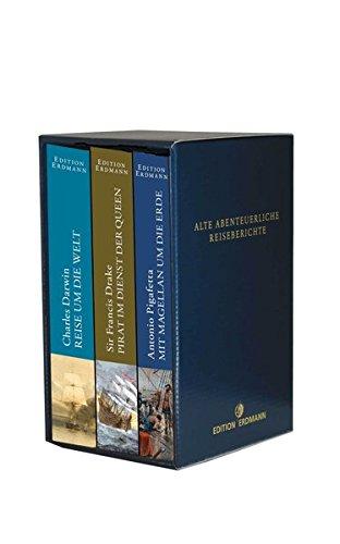 Aktionsbox Edition Erdmann Weltumsegelung: Charles Darwin