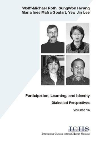 9783865410917: Participation, Learning, and Identity: Dialectical Perspectives