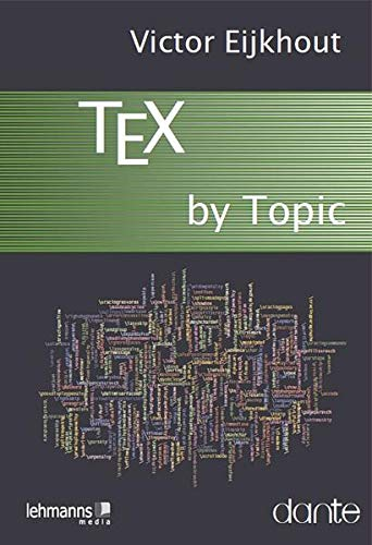 9783865415905: Tex by Topic