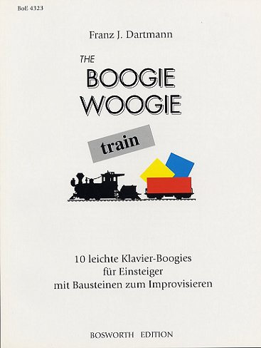 9783865430700: The Boogie Woogie Train