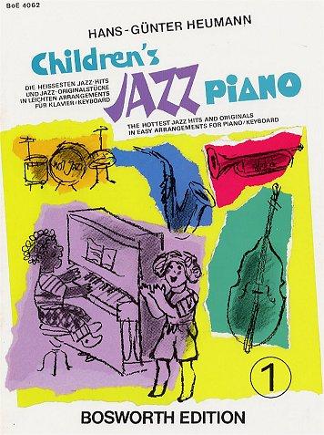 9783865430755: Children's Jazz Piano 1