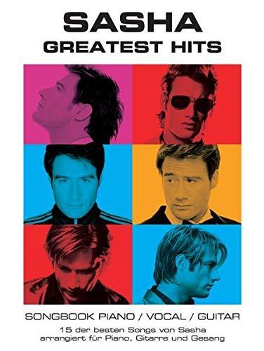 9783865433343: Sasha: Greatest Hits