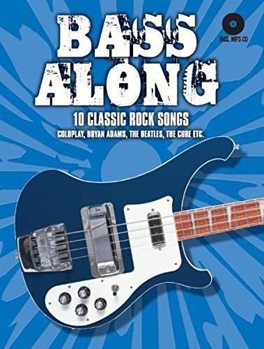 9783865434586: Bass Along - 10 Classic Rock Songs