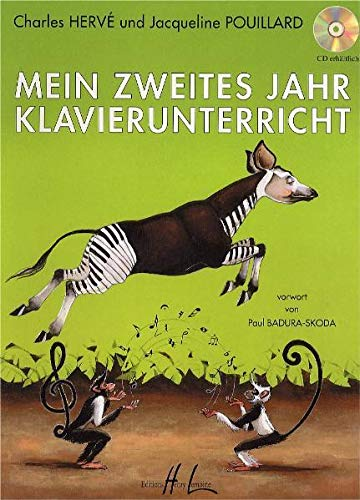 9783865434739: Mein Zweites Jahr Klavierunterricht (German Edition)