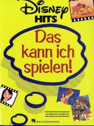 9783865436085: Disney Hits: Das Kann Ich Spielen!