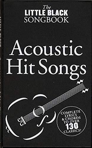Acoustic Hit Songs, Songbook für Gitarre :