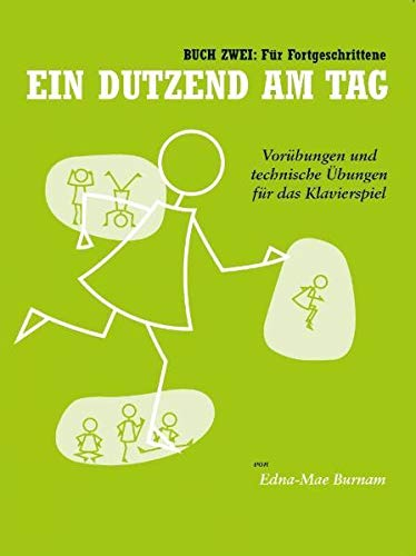 9783865436726: A Dozen A Day Book Two (German Edition)