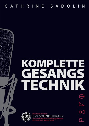 9783865437327: Cathrine Sadolin: Komplette Gesangs Technik