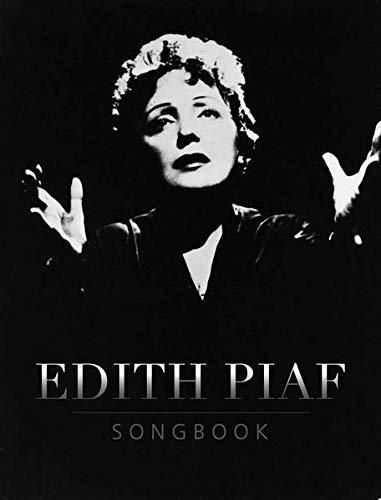 9783865437686: Edith Piaf Songbook: Songbook Klavier, Gesang, Gitarre
