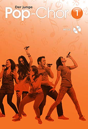 9783865438232: Der junge Pop-Chor 1 (Buch & CD)