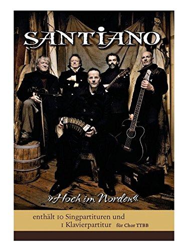 9783865438355: Santiano: Hoch Im Norden (Score/Parts)