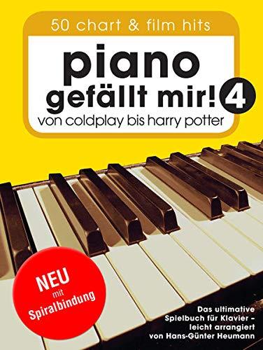 9783865438584: Hans-Gunter Heumann: 4: Piano Gefallt Mir