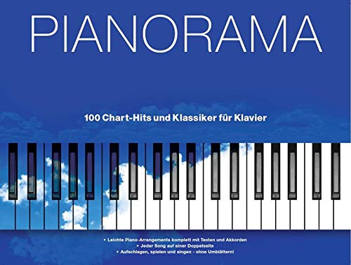 9783865438782: Pianorama (Songbook PVG)