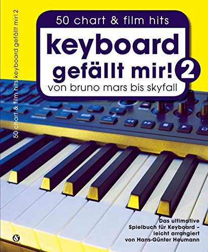 9783865439123: Hans-gunter heumann: keyboard gefallt mir! - book 2