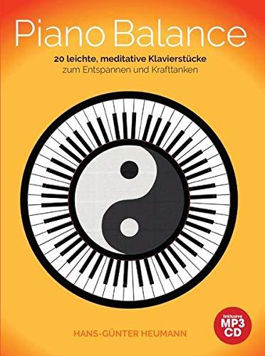 9783865439321: Hans-Gunter Heumann: Piano Balance - 20 Easy And Meditative Songs (Book/CD)