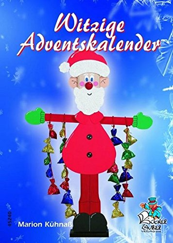 9783865452405: Witzige Adventskalender
