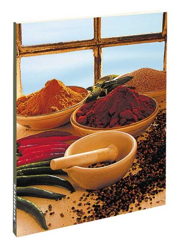 9783865478726: Food & Spices: Blank Book small